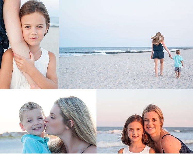 fun beach ideas for family photos