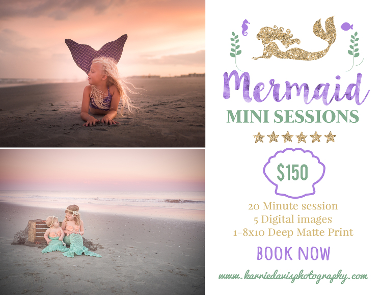 mermaid photo sessions of kids at the beach- so cute, love these mermaid fins and matching outfits, NJ Family photographer offering Mermaid photo sessions