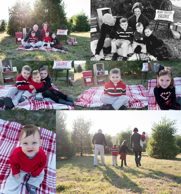 Holiday Family Photo Inspiration And Ides What To Wear For Kids And  Toddlers. Photos By