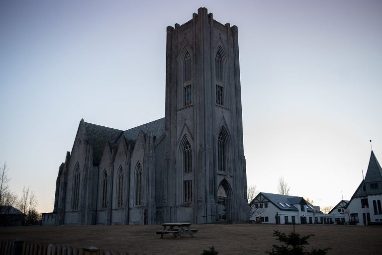 Icelandic Cathedral