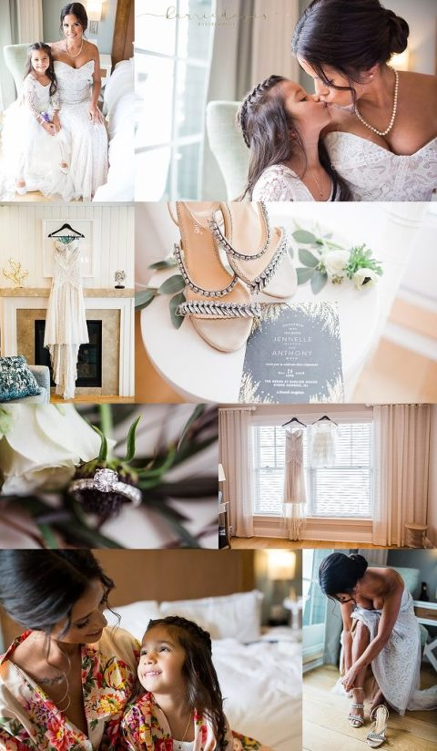 A coastal and intimate wedding at the Reeds of Shelter Haven in Stone Harbor, NJ.